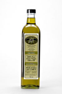 Pure Unfiltered Extra Virgin Olive Oil